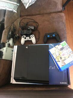PlayStation 4 500 GB Console Bundle