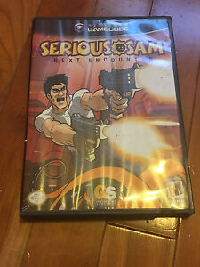 SERIOUS SAM! on the GameCube!