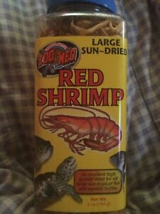Large sun-dried shrimp