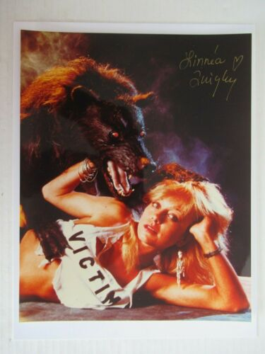 Linnea Quigley Signed Autographed 8x10 Photo