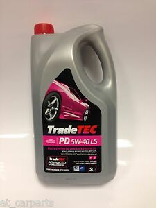 tradetec c3 5w 40 fully synthetic low saps engine oil gm. Black Bedroom Furniture Sets. Home Design Ideas