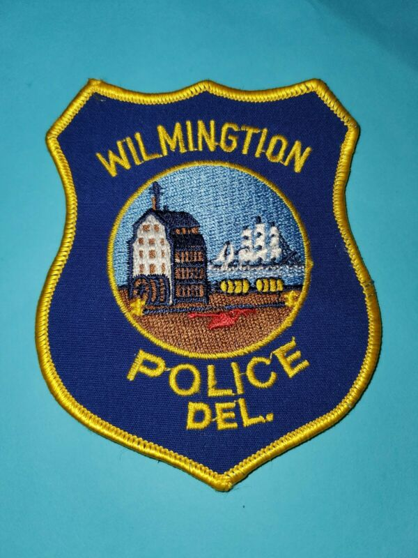 Wilmingtion Delaware Police Patch