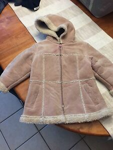 Danier Leather coat for a toddler???