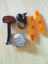 Bicycle Safety Reflectors & Bell Belmore Canterbury Area Preview