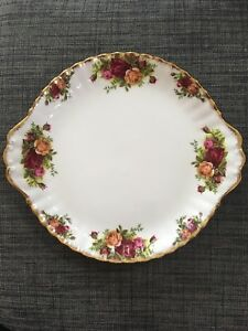 Royal Albert Old Country Roses serving platter