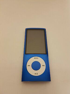 Apple iPod Nano 5G mit 8 GB Speicher - Blau online kaufen