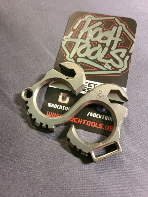 Koch Tools Solo 2.1 Stainless Steel