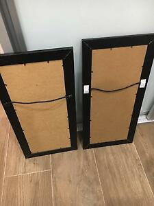 Like new Photo frames x2 $10 Mount Lewis Bankstown Area Preview