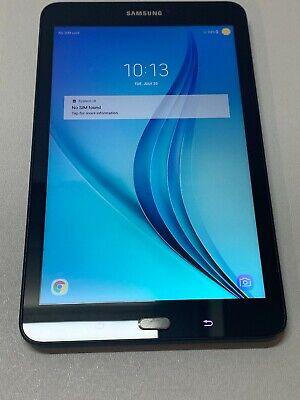 """Samsung Galaxy Tab E 8"""" SM-T377V 16GB WiFi Verizon"""