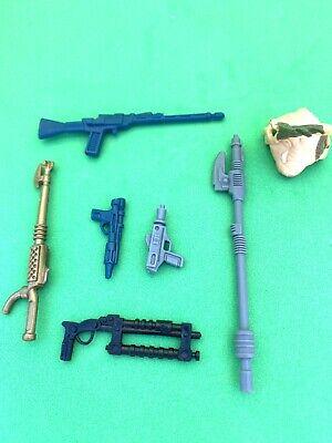 Joblot Vintage Star Wars 100% Original Weapons Zuckuss. Bespin Tie Fighter Ree 2