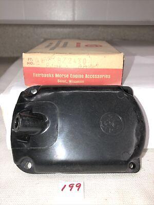 Fairbanks Morse Magneto Cap Part Bz2430. Antique Barns Pump