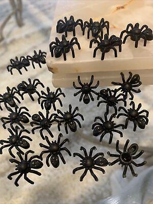 25 x NEW LEGO Black Spider No. 2 (29111/6234806) HALLOWEEN minifigure accessory