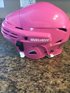 Bauer size small helmet with cage