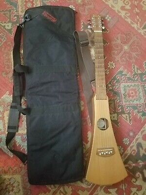 C F Martin & Co Backpacker Acoustic Guitar with Gig Bag