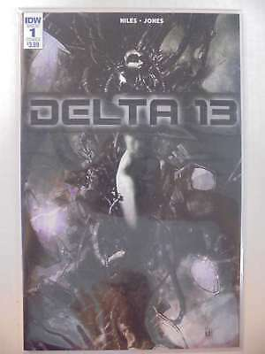 Delta 13 #1 A Cover IDW NM Comics Book