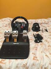 Logitech G29 Racing wheel, Pedals and Shifter PS3,PS4 Balcatta Stirling Area Preview