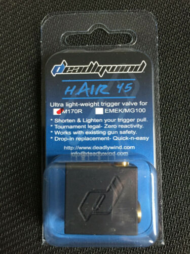 Deadlywind hAir 45 for the M170R Trigger Valve Upgrade - hAir45 - Paintball