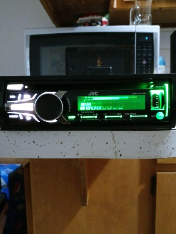 Jvc car stereo used