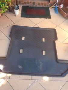 Toyota Land Cruiser series 100 back rubber mat Gilmore Tuggeranong Preview