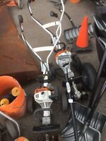 Stihl rototiller compact 2 available