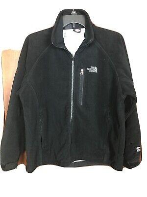 The North Face Summit Series Windstopper Men's Full Zip Jacket Size Medium Black