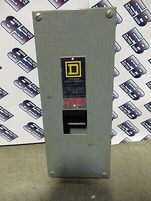 Square D Qo3100n Series E 100 Amp 240 Volt Circuit Breaker Enclosure -en42