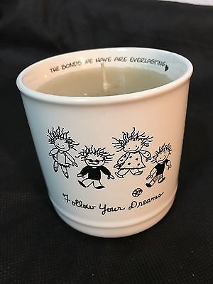 - Follow Your Dreams Candle Marcie Children Of The Inner Light Ceramic Gift Friend