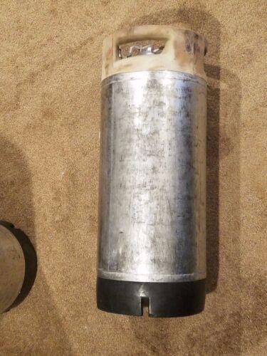 Corny Keg Pin Lock Tank 5 Gallon Homebrew Beer Kombucha Coffee (Used)