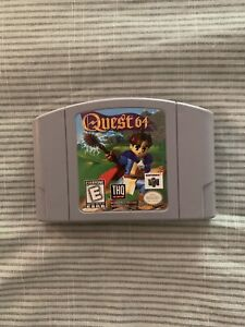 Quest 64 for N64