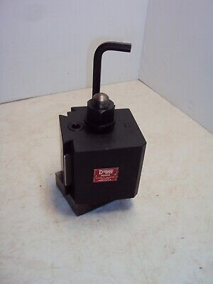 Dorian D50da Quick Change Tool Post