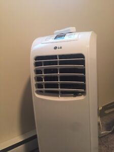 8,000 BTU Portable A/C with remote
