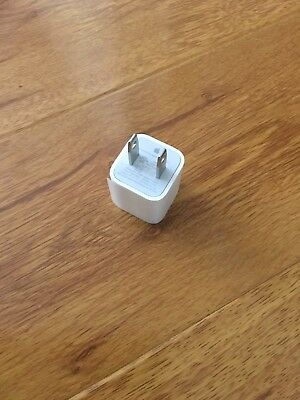 APPLE WALL ADAPTER FOR CHARGIING OFFICIAL APPLE PRODUCTFor IPhone 5,6,7,7+,8,+ for sale  Van Nuys