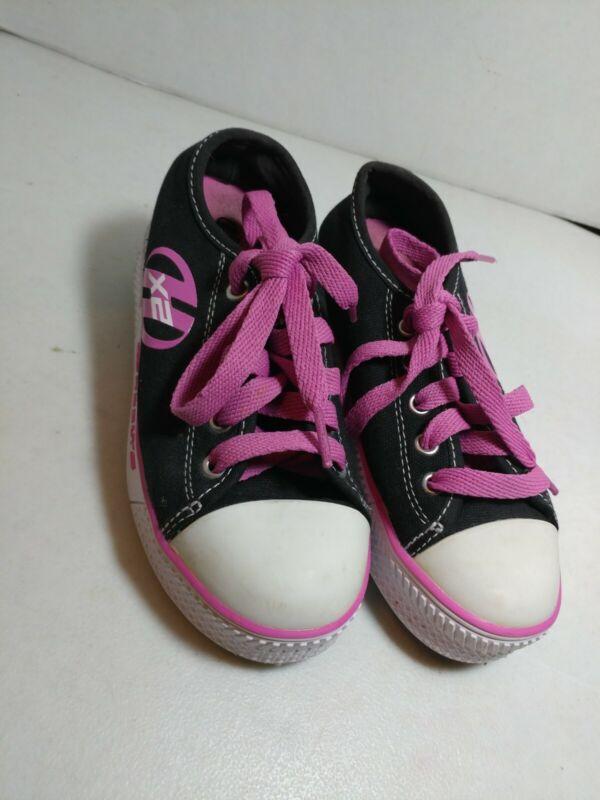 Original HEELYS 770262 Roller tennis Shoes Girls  Youth size 13C