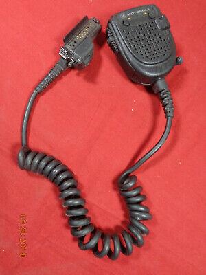 Motorola Rmn5038a Xts5000 Vhf Xts30003500 Mt2000 Radio Commander Speaker Mic K