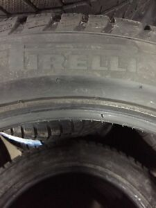 Pirelli Winter Tire Sottozero 3  225/50 R18 RUN FLAT
