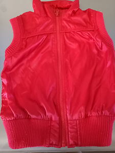 ESPRIT vest size 4-5 years old Jolimont Subiaco Area Preview