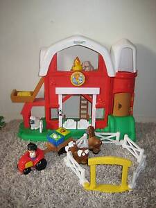 Little People Farm House Set Ferntree Gully Knox Area Preview