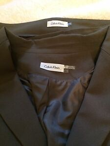Women's Calvin Klein - 2-Piece Suit - XL