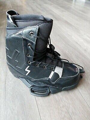 4fb31dea38 CTRL The Baseline Men's Wakeboard Boots/Bindings Black Size 10