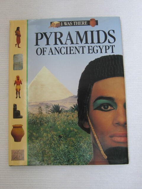 Pyramids of Ancient Egypt (I Was There), John D.Clare - Ex condition - Used