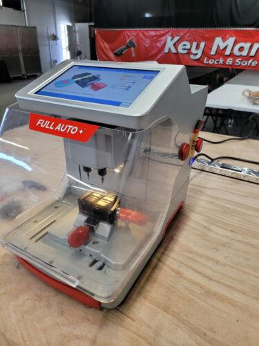 Key Man FullAuto+ All-In_One Locksmith Code Machine