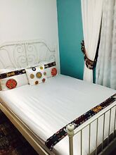 Queen bed with its mattres Guildford Parramatta Area Preview