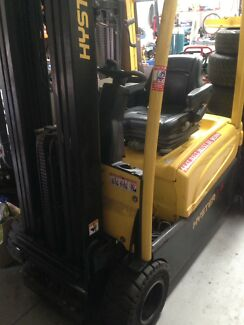 Hyster 3 wheel electric forklift  Acacia Ridge Brisbane South West Preview