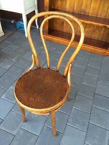 Bentwood chair 1 only  Seat height 47cm  Made in Estonia.  $50  M Kewdale Belmont Area Preview