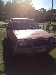 1992 Mazda B2600 Other Cranbourne Casey Area Preview