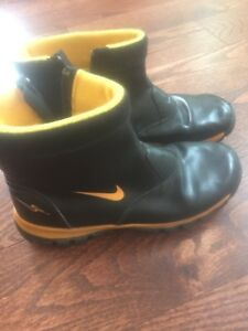 Nike water shield boots