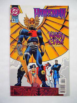 VINTAGE! DC Comics Hawkman #6 (1994)