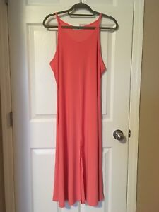Bailey coral dress size XL
