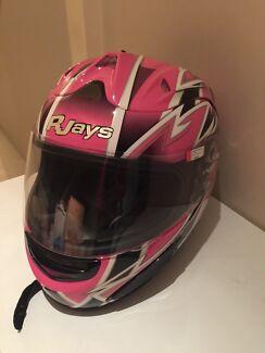 RJays fugitive helmet brand new