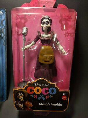 """Disney Pixar Coco 6"""" 1/12 MAMA IMELDA Dia De Los Muertos Catrina Skeleton Figure"""